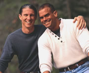 gay male couple - meet your match for free in the match.com dating personal ads.